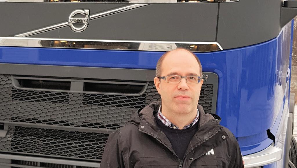 Volvo Truck Center Lahden uudeksi huoltopäälliköksi on nimitetty Jani Kemppainen 2.1.2019 alkaen.